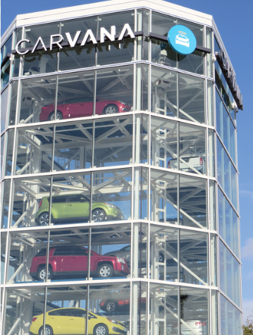 Image showing Towers of Carvana